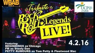 A Tribute to Rock 'n Roll Legends Live!