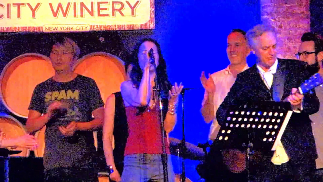 Wesley Stace's Cabinet of Wonders with guests FINALE Sing a Song ...