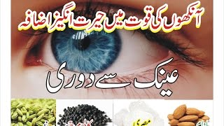 Improve eyesight in a month with home remedies
