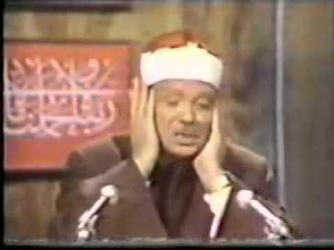Kuran Video - AbduBasit AbduSamad - Sura Gasija
