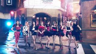 GIRLS' GENERATION SNSD   PAPARAZZI MP3 AUDIO DOWNLOAD HD HIGH QUALITY