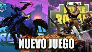 GAME CLOSE TO FORTNITE!! THE NEW BATTLE ROYALE (REALM ROYALE) Owl