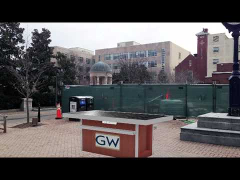 Student Solar Solution Could Improve Public Space - Planet Forward Webisode #9
