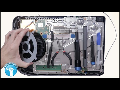 PS5 Teardown -
