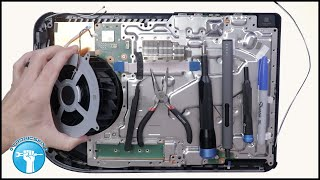 PS5 Teardown - A Repairability Perspective