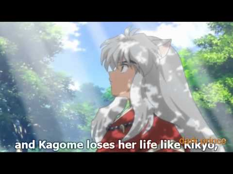 inuyasha and kagome-how can i not love you