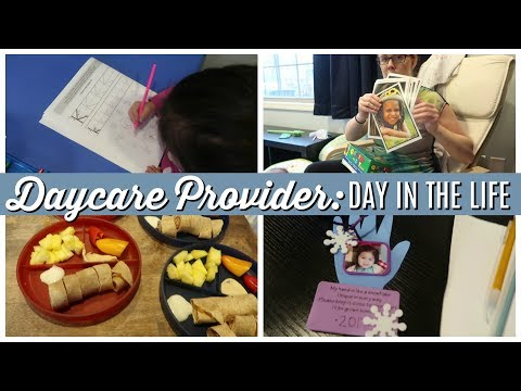 Day in the Life of a Daycare Provider | WHAT I DO WITH 10 KIDS UNDER 5
