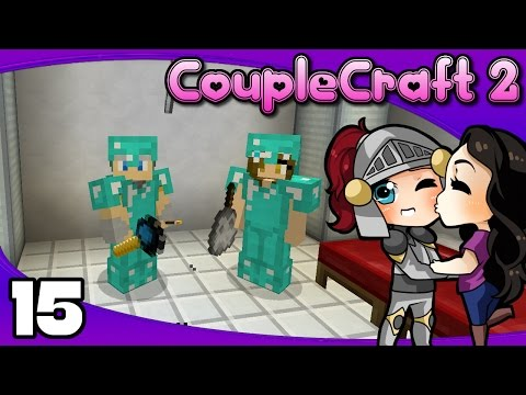 CoupleCraft 2 - Ep. 15: In Search of Spawners
