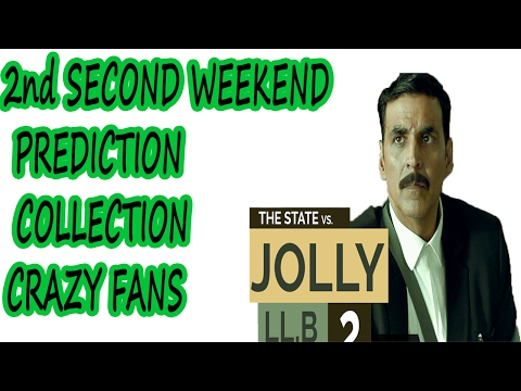 Jolly LLB 2 5th day 2nd(second) weekend box office collection offer fans