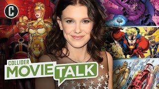 Is Millie Bobby Brown in Marvel's The Eternals? - Movie Talk
