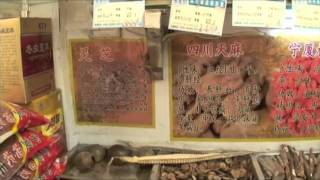 Chinese Herbal Medicine Shop-China-Shan Rao City.m4v