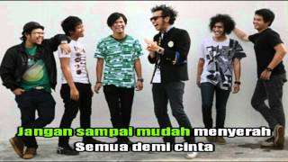 Nidji - Indahnya Cinta [Karaoke Lirik Lagu]