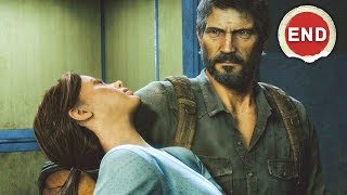 THIS ENDING WAS AMAZING😫 | The Last of Us - ENDING