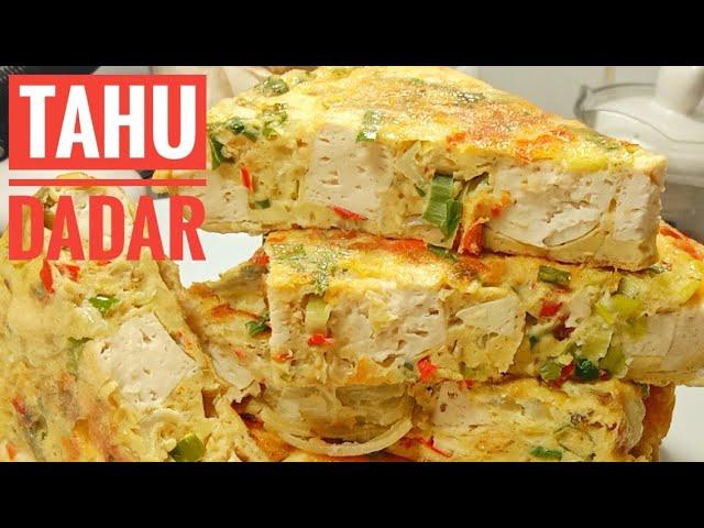 Dadar Tahu Ala Chef Renata Youtube
