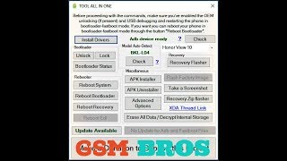 all In One Android Tool Supported 2018 8.0 Models Free Download
