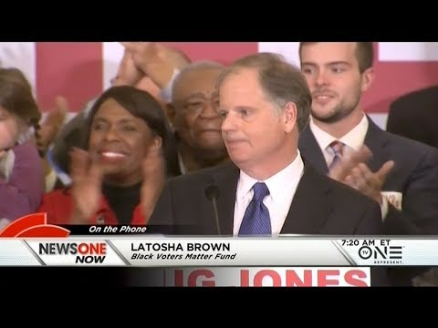 Black Voters Turned Out In Massive Numbers To Defeat Roy Moore And Elect Doug Jones