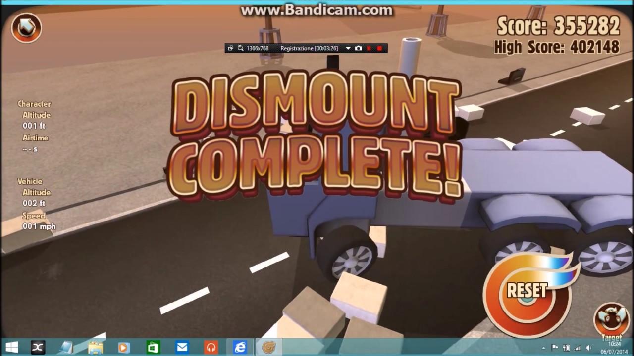 Turbo Dismount Free