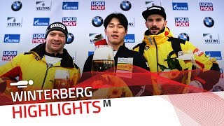 Sungbin Yun slides to his double-digit win | IBSF Official