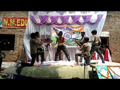 Kar chale hum fida  college drama