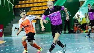 Vytis-LG 7:3 Celsis: rungtynės (Futsal A lyga; XV turas; 2015-03-04)