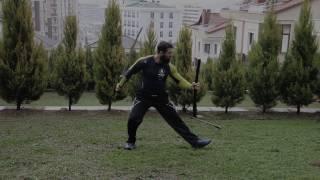 Diriliş Alp Kılıç Show Burhan Aydın Martial Arts Schwertkunst