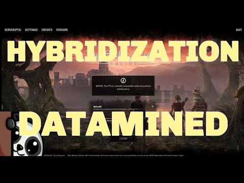 Which Item Sets Are Becoming Hybrid Sets? ESO PTS Datamine! | The Elder Scrolls Online - Deadlands