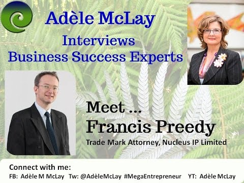 Meet Francis Preedy, Trade Mark Attorney, Nucleus IP Limited