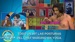 Maldonado y Mariano en Los Bloopers. | Programa del 13 de septiembre de 2019 | Venga La Alegría