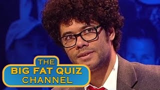 Best of Richard Ayoade - Big Fat Quiz Of The Year