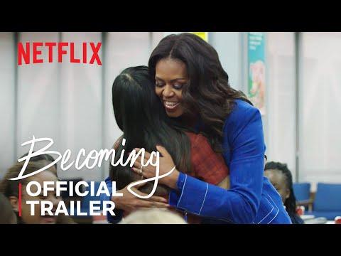 Becoming | Official Trailer | Netflix
