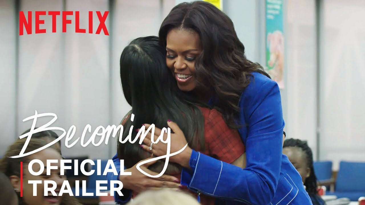 Becoming | Official Trailer | Netflix