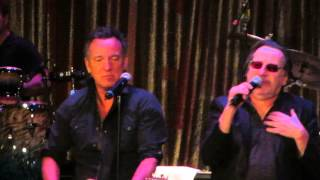 "Bruce Springsteen & Southside Johnny ""I Don"