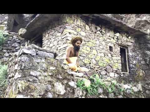 Yoga Practice into Ancient cave of Himalaya : Yoga Teacher Training | Yoga Therapy and Ayurveda