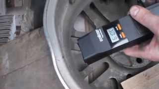 Diy Straightening Bent Alloy Rim Your Driveway