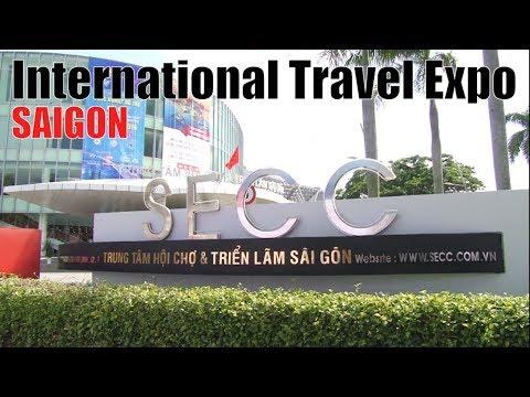 Vietnam - Saigon - The International Travel Expo 2016