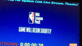 San Antonio Spurs Vs. Los Angeles Lakers. Live Stream