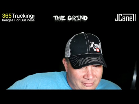 365trucking: The Grind Episode 2 Autonomous with JCanell