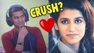 Priya Prakash Varrier Song | New Crush? |  Girl for Valentine?