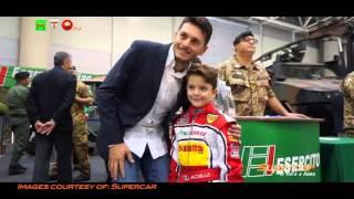 Supercar 2015 - Roma Auto Show 2a Edizione alla Nuova Fiera di Roma - www.HTO.tv
