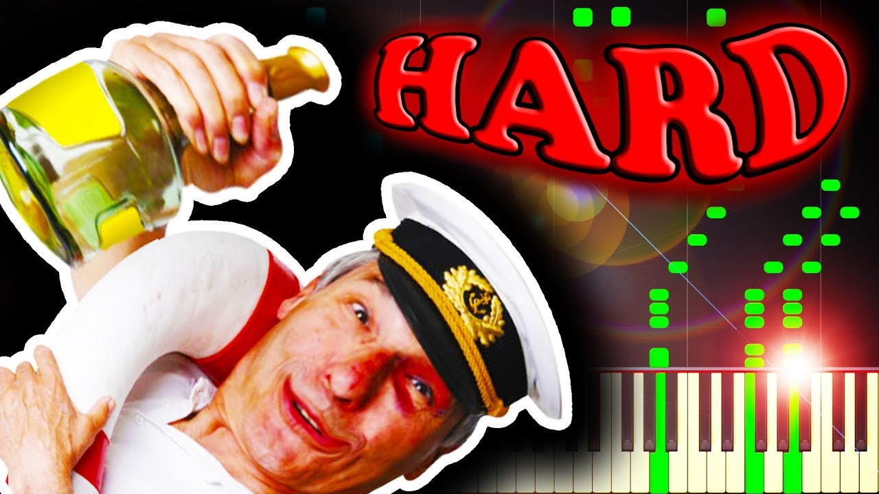 What Shall We Do With The Drunken Sailor Piano Tutorial Youtube