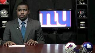 Football Gameplan's NFL Week 6 Preview - Buffalo vs NY Giants