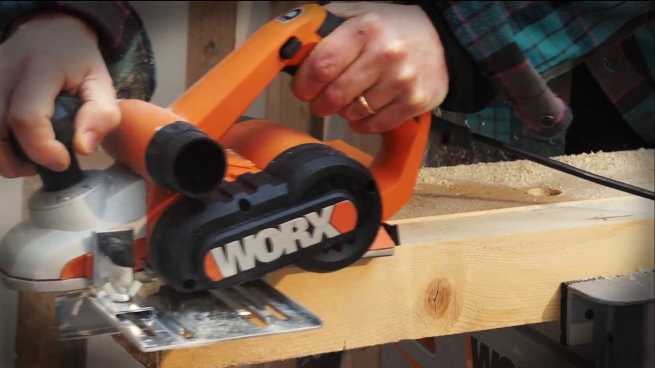 worx wx623 elektrohobel - deutsch - www.worx - youtube