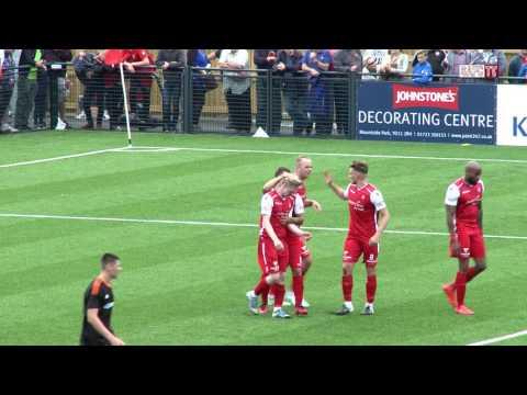 Highlights: Scarborough Athletic v Sheffield United XI - 15/07/2017