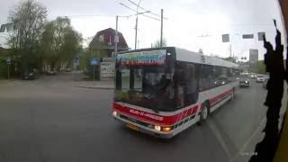 Пермь, Цирк Разгуляй, пример 2,7K 30fps видео в пасмурную погоду