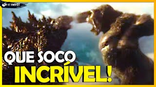 GODZILLA VS KONG - ANÁLISE DO TRAILER