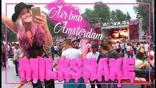 Gambar cover Airbnb in Amsterdam! & Milkshake 2017 🌸 vlog #33