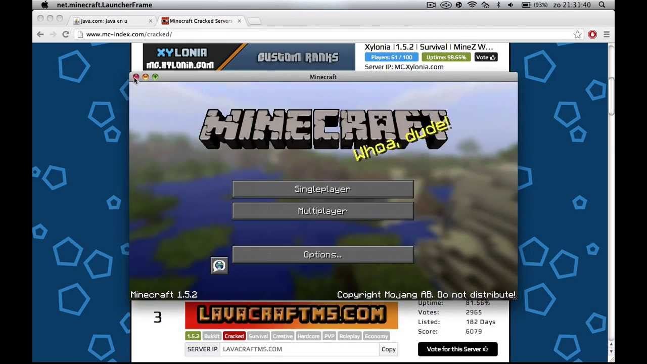 minecraft 1.5 2 download free full version mac