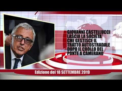 Velluto Senigallia Tg Web del 18 09 2019