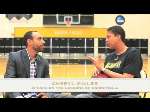 Cheryl Miller Speaks on the Lessons of Basketball