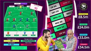 FPL GW1- The Football Capital Cup  \u0026 H2H Review